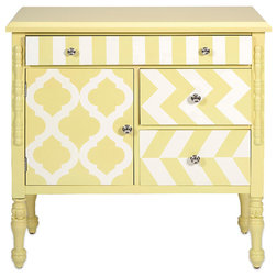 Luxury Contemporary Accent Chests And Cabinets by GwG Outlet