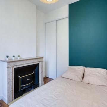 Division / rénovation d'un appartement à Villeurbanne
