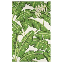 Tropical Outdoor Rugs by ShopLadder