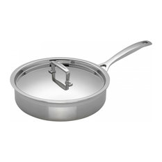 Le Creuset 3-Ply Stainless Steel Saute Pan 24 cm