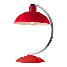 Franklin Desk Lamp, Red