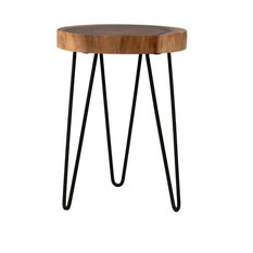 Raw - Tuscon Accent Table - Side Tables and End Tables