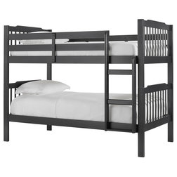 Contemporary Bunk Beds by Inspire Q