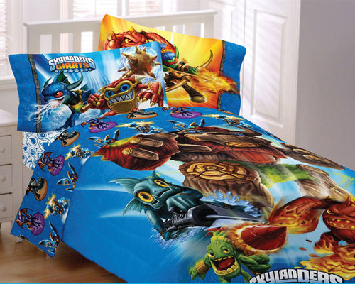 Ordinaire Skylanders Bedding And Room Decorations