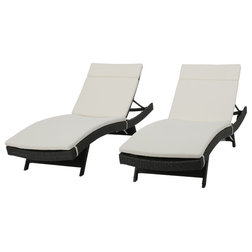 great tropical outdoor chaise lounges by gdfstudio