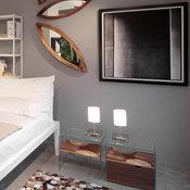MAMANONMAMA Mirror, designed by Mario Botta