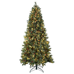 Traditional Christmas Trees by Astella