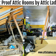 How to add more storage space to your home by Attic Lad WA