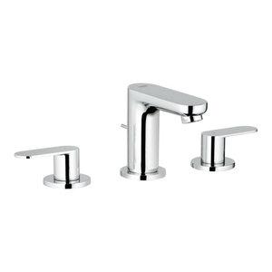 Grohe 20 199 A Eurosmart 1.2 GPM Cosmopolitan Widespread Bathroom Faucet