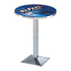 DePaul Pub Table 28-inchx42-inch
