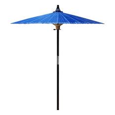 Incroyable Oriental Decor   Oriental Patio Umbrella, Berry   Outdoor Umbrellas