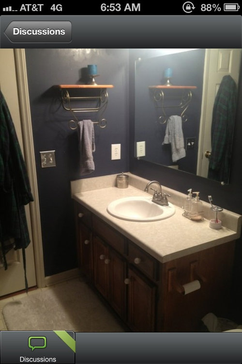 Can You Please Help Me Remodel My 5x10 Master Bathroom To