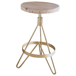 Industrial Bar Stools And Counter Stools by Doorman Designs