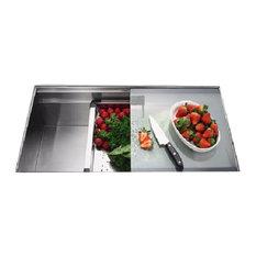 Novus Undermount Single Sink
