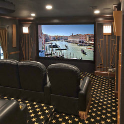 19 Projects For Media Rooms Inc Warminster Pa