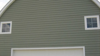 Carriage House Doors in Xenia