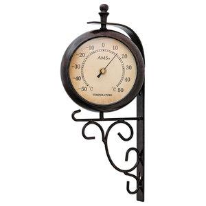 Lucanus Radio Controlled Outdoor Wall Clock