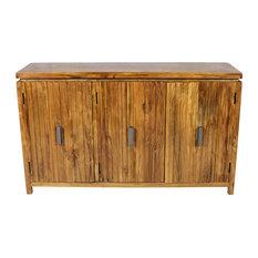Redondo Ogden 3 Door Sideboard Acacia Wood