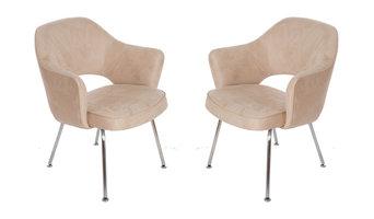 Eero Saarinen Executive Chairs Restored