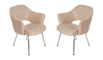 Eero Saarinen Executive Chairs Restored