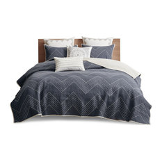 INK+IVY Coverlet Mini Set, Full/Queen