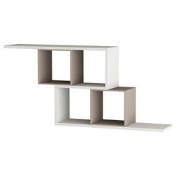 Contemporary Display & Wall Shelves by HOCUSPICUS LTD