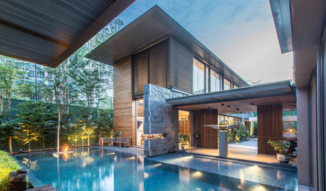 6 Singapore Architects Show How a Pro Designs Their Own Home