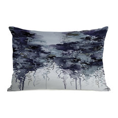 """Midnight Showers"" Indoor Throw Pillow by Julia Di Sano, 14""x20"""