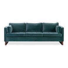 Wexler Fabric Sofa Tranquil Velvet