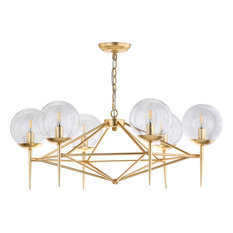 Greyor Chandelier - Gold