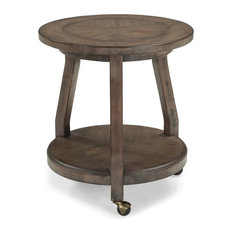 Good Clearwater American Furniture   Clearwater American Furnitureu0027s Tailor  Round End Table   Side Tables And End