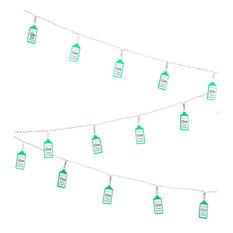 Tatty Devine Gin Bottle Lights