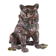Boss the Bulldog Bank