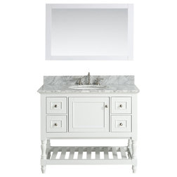 Perfect Traditional Bathroom Vanities And Sink Consoles by Urban Furnishing