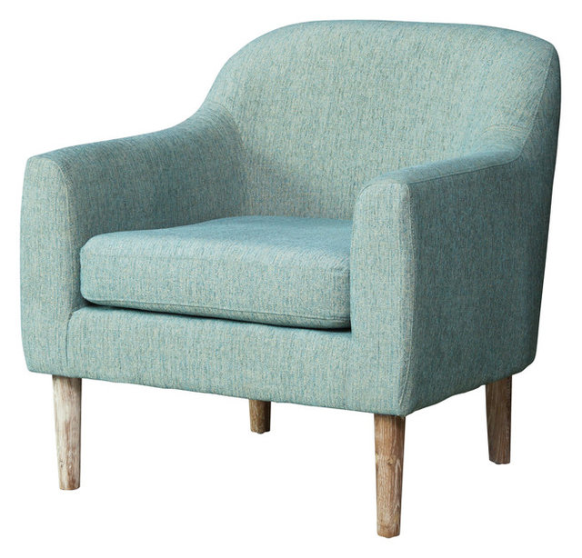 bellview fabric retro chair teal - Retro Chairs