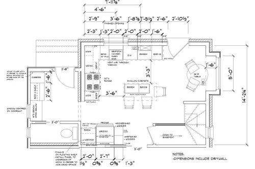 Please Help With Kitchen Lighting Plan Design