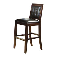American Drew American Drew Tribecca Bar Height Stool Root Beer Bar Stools And
