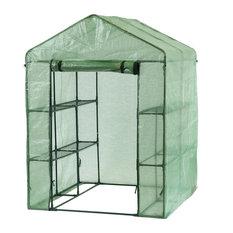 Nature Greenhouse, Green, 143x143x195 cm