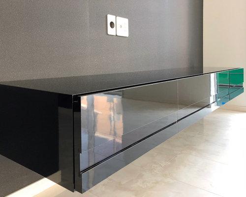 houzz 2019受賞|フロートテレビボード(床から浮いているテレビボード)【全国対応】 - リビング家具