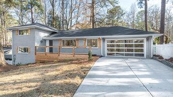 Atlanta home remodel