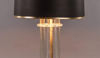 Meteoric Rise Table Lamp - The White Teak Company