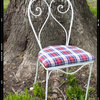 DIY Project: How to Re-Cover a Seat Cushion