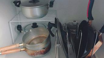 キッチン収納の基本の基本