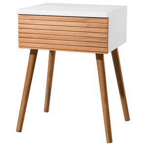 Pedro 1-Drawer Bedside Table