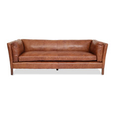 Finley Leather Sofa