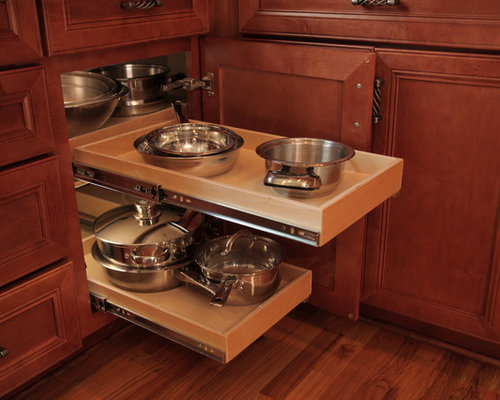 Kitchen Pull Out Shelves   Kitchen Drawer Organizers