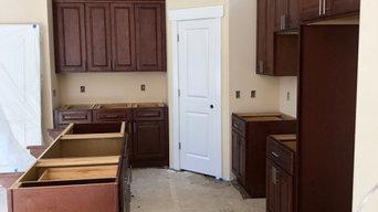 Kitchen Cabinet Installs, Bathroom Vanities