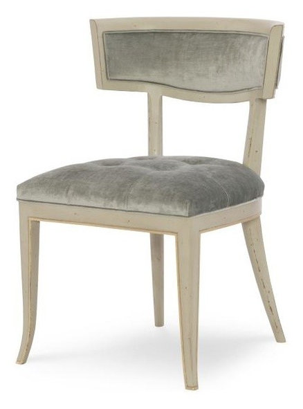 899-521 Curved Back Dining Chair