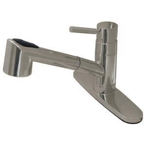 GSC8578WDL Pull-Out Kitchen Faucet, Brushed Nickel