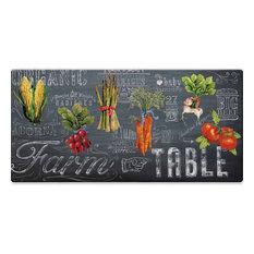 "Farm to Table Mat, 20""x42"""